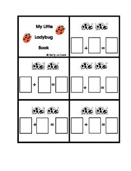 Ladybug Addition 2-10