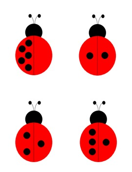 Ladybug Addition Center