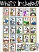 Ladybug Alphabet Posters - Ladybug Classroom Decor