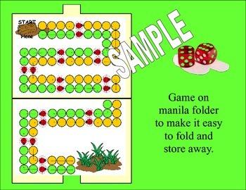 Ladybug Board Game