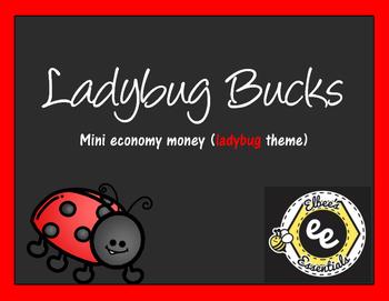 Ladybug Bucks