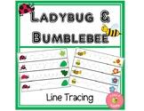 Ladybug & Bumblebee Line-tracing