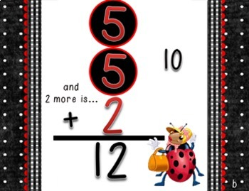 Ladybug   Can You Spot the Ten?   Slideshow and Printables to Build Number Sense