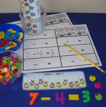 Bug Centers Ladybug Centers Spring Activities Insects Math Literacy