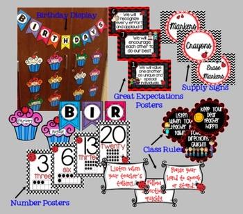 Ladybug Classroom Decor - The Instant Classroom