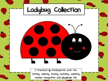 Ladybug Collection Pack