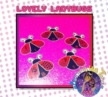 Ladybug Counters