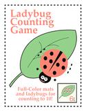 Ladybug Counting to 10