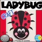 Ladybug Craft for Spring
