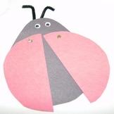 Ladybug Craft Kit