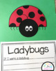 Ladybug Craft With Writing Prompts/Pages