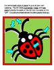 """""""Ladybug Math!"""" - Skip Counting by 2's with a Game, Craft,"""