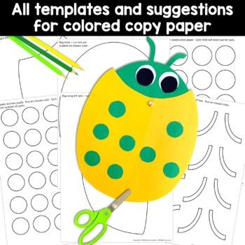 Decomposing Numbers Craft for Kindergarten