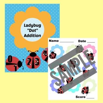 "Ladybug ""Dot Math"" Addition"