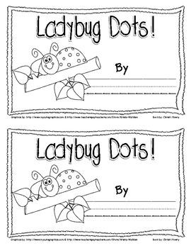 Ladybug Dots - Little Reader (5 versions)