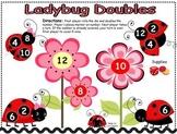 Ladybug Doubles Game