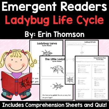 Ladybug Emergent Readers