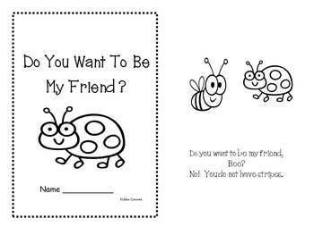 Lucky Ladybugs--Literacy and Math Activities with SAC