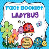 Ladybug Fact Booklet