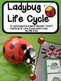 Ladybug Facts and Life Cycle -2 Readers, Writing, Craft, P