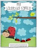 Spring Activities: Ladybug Family