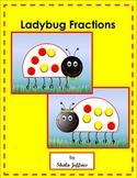Ladybug Fractions-Part of a set