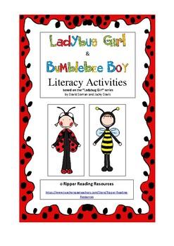 Ladybug Girl, Bumblebee Boy and the Bug Squad
