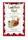 Ladybug Girl Literacy Activities