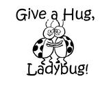 Ladybug Greetings