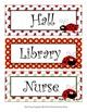Ladybug Hall Passes