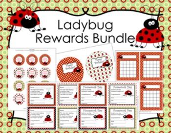 Ladybug Incentive Rewards Bundle