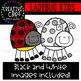 Ladybug Kids {Creative Clips Clipart}