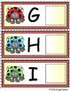 Ladybug Ladybug Alphabet Envelope Center