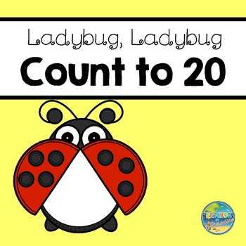 Ladybug, Ladybug--- Count to Twenty