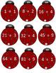 Math- Division- Ladybug, Ladybug Divide Your Way Home Board Game