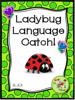 Ladybug Language Catch!