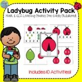 Ladybug Activity Pack