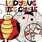 Ladybug Life Cycle Pack {Science, ELA, Math}