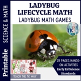 Ladybug Lifecycle- Math