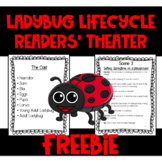 Ladybug Lifecycle Readers' Theater Freebie