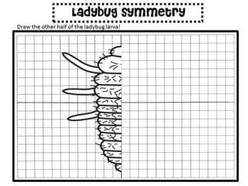 Ladybug Love - Science, Math and ELA Activities