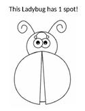 Ladybug Math #1-10 One to One