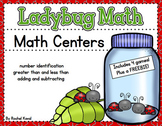 Ladybug Math Bundle - Adding, Subtracting, Number Sense