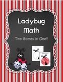 Ladybug Math Games