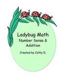 Ladybug Math: Number Sense and Addition