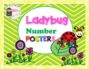 Ladybug Math centers