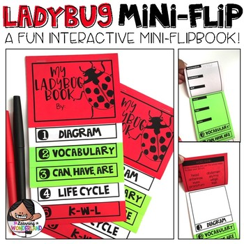 Ladybug Mini-Flip