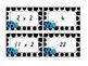 Multiplication Memory Match Flashcards (Ladybug Theme) - 288 Cards!