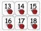 Ladybug Number cards 1-180