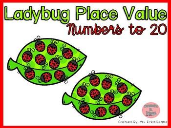 Ladybug Place Value